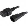 Cable Startech Alimentacion C14 / Alimentacion C19 0.9M