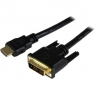 Cable Startech DVI 18+1 Macho / HDMI Macho 1.5M
