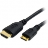 Cable Startech HDMI 19 Macho / Mini HDMI C 0.3M