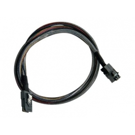Cable Transferencia Datos Adaptec MINI-SAS SFF-8643 / MINI-SAS SFF-8087 1M