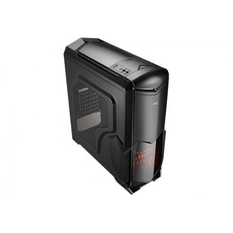 Caja Mediatorre ATX Aerocool Battlehawk USB 3.0 Black