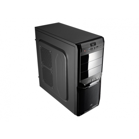 Caja Mediatorre ATX Aerocool PGS V3X Advance Black USB 3.0