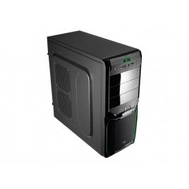 Caja Mediatorre ATX Aerocool PGS V3X Advance Black/Gren USB 3.0