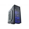 Caja Mediatorre ATX NOX Coolbay SX Black