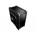 Caja Minitorre Matx Aerocool QS240 USB 3.0 Black