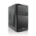 Caja Minitorre Matx Tooq TQC-4735U3C-B 500W USB 3.0 Black