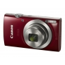 Camara Digital Canon Ixus 185 20 Mpixel 8X/4X Zoom red