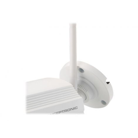 Camara IP Conceptronic WIFI Iluminacion LED