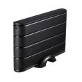"Carcasa Disco Duro 3.5"" Tooq TQE-3513B Ide/Sata USB 2.0 Black"