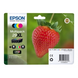 Cartucho Epson 29XL Multipack Expression Home XP-235 245 247