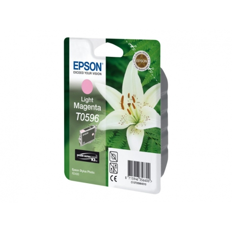 Cartucho Epson T0596 Magenta Stylus Photo R2400
