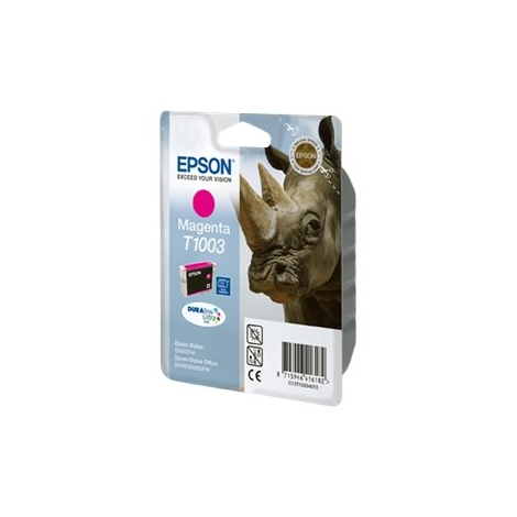 Cartucho Epson T1003 Magenta Stylus Office B40w/Bx600fw