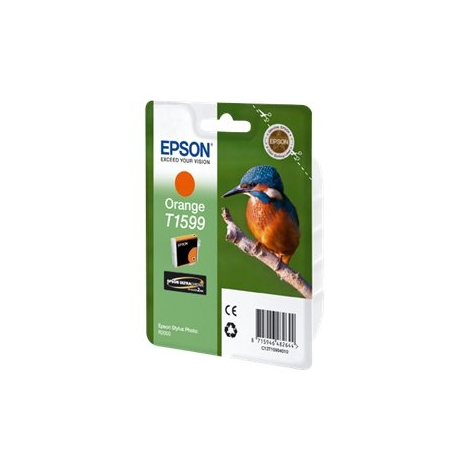 Cartucho Epson T1590 Orange Stylus Photo R2000