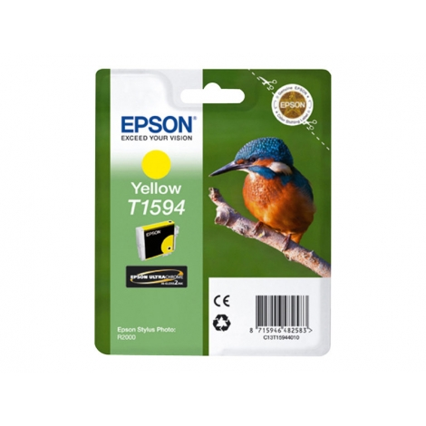 Cartucho Epson T1590 Yellow Stylus Photo R2000