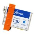 Cartucho Reciclado Iggual Epson T1282 Cian 13ML