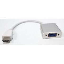 Conversor Kablex HDMI a VGA White