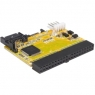 Conversor Startech Conector IDE a 2 Conector Sata