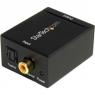 Conversor Startech Toslink Spdif a RCA Estereo