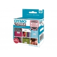 Etiquetas Dymo 100U/Rollo 25X54MM Permanente para Labelwriter 450 Series