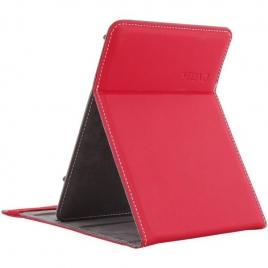 """Funda Ebook E-VITTA 6"""" Stand Case red"""