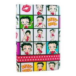 "Funda Ebook E-VITTA Booklet 6"" Betty Boop White"