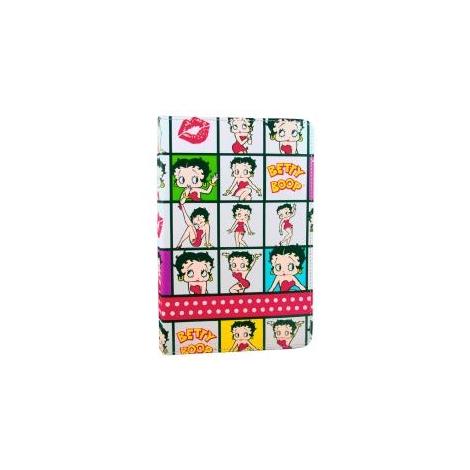 "Funda Ebook E-VITTA Booklet 6"" Betty Boop White"