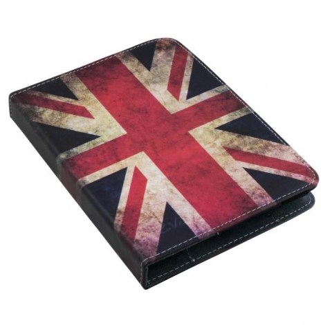 "Funda Ebook E-VITTA Booklet 6"" England"