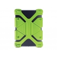 "Funda Tablet Celly Universal 9 -12"" Octopad Rugerizada Green"