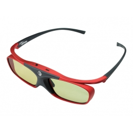 Gafas Optoma 3D DLP Proyector Black