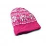 Gorro Celly con Auricular + Microfono Winter Collection Pink