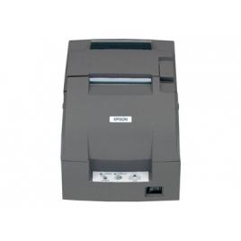 Impresora Tickets Epson TM-U 220 D Serie Black