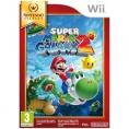 Juego Super Mario Galaxy 2 Selects WII