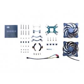 KIT Refrigeracion Liquida CPU Cooler Master Masterliquid 120 AM2 AM3 AM3+ 1155 1150