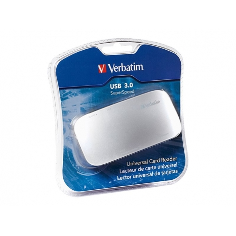 Lector Memorias Verbatim 14 EN 1 USB 3.0