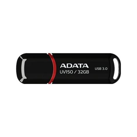 Memoria USB 3.0 A-DATA 32GB Dashdrive UV150 Black/Red