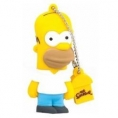 Memoria USB Silver HT 8GB THE Simpsons Homer