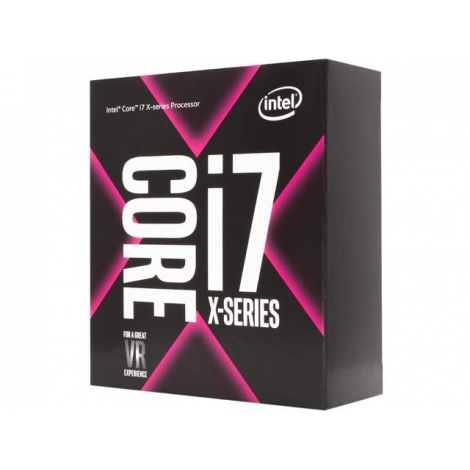 Microprocesador Intel Core I7 7800X 3.5GHZ Socket 2066 8.25MB Cache Boxed
