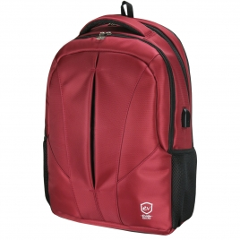 "Mochila Portatil E-VITTA 16"" Cityjet Backpack red"
