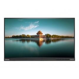 """Monitor Tactil Lenovo 23"""" LED Thinkvision T2364T 1920X1080 7ms VGA HDMI DP Black"""