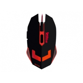 Mouse Approx Gaming Appfire Optico 6 Botones Black USB