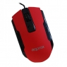 Mouse Approx Optico Appomofficer Red/Black USB