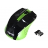 Mouse Approx Wireless Optico Appwme USB Black/Green