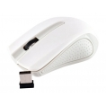 Mouse Approx Wireless Optico Micro Mouse White USB