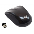 Mouse Conceptronic Optical Wireless Travel Mouse USB Black