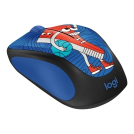 Mouse Logitech Wireless M238 Doodle Collection Sneakerhead