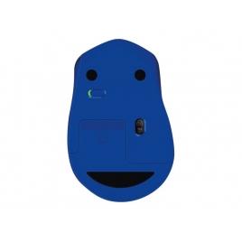 Mouse Logitech Wireless M330 Silent Plus Blue