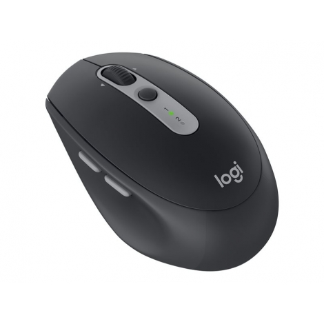 Mouse Logitech Wireless M590 1000DPI Black