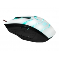 Mouse Tacens Mars Gaming Zeus 5000DPI White