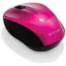 Mouse Verbatim Wireless GO Nano USB Pink