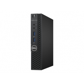 Ordenador Dell Optiplex 3050 MFF CI5 7500T 4GB 500GB W10P